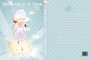 Once upon...-fake manga cover- by xUsako