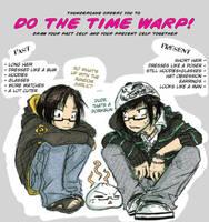 :Do the Time Warp: Meme by Dyemelikeasunset
