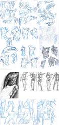 Anatomy Dump 2 by Dyemelikeasunset