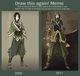 AtLA: Improvement Meme by Dyemelikeasunset