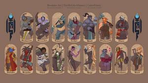 Choose Your Mercenary by Dyemelikeasunset
