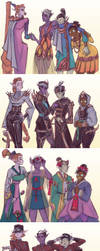 Formal Scrappers 2 by Dyemelikeasunset