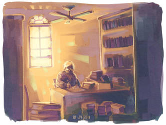 Grandma Aaliyah by Dyemelikeasunset