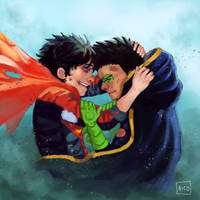 Supersons 5 by killuagirl123