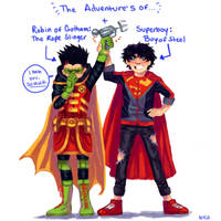 Supersons 6 by killuagirl123