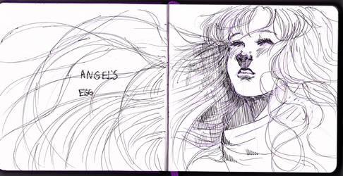 Angel's egg 2 by killuagirl123