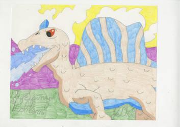 A Spiny Problem by Gelefant