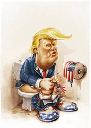 Dump Trump by ShannonTrottman