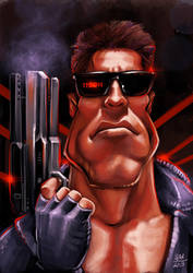 Terminator by ShannonTrottman