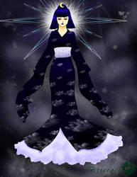 Deitie: Luna by Brierose