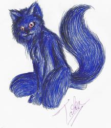 Taska in Pen by Brierose