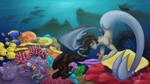 Under the Sea by Brierose