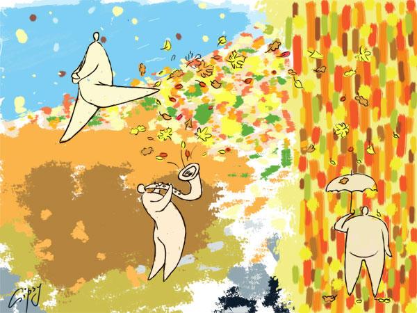 Autumn by hellgus