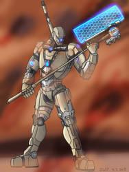 Animus Suit 3 by JadeGreen17