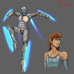 Animus Suit 5 by JadeGreen17