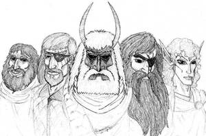 The Get of Oroboros by uhlrik