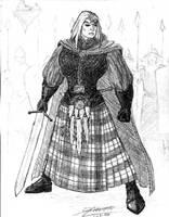 General Ludwig MacRae by uhlrik