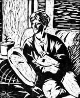 Meditation by uhlrik