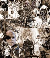 The Adeptus Mechanicus by uhlrik