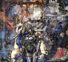 40K Pax Imperialis collage by uhlrik