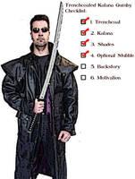 Katana Gumby Checklist by uhlrik