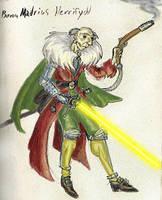 Baron Madrius Herrifydd by uhlrik