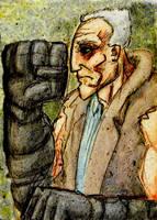 Stone Fist by uhlrik