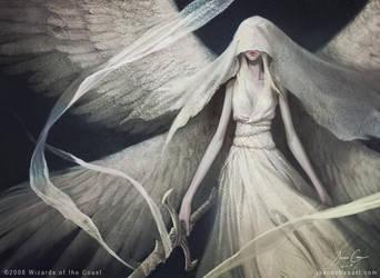 Shadowmoor Twilightshepherd by JasonChanArt