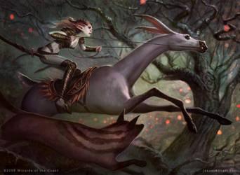 Shadowmoor Wilt-leaf-liege by JasonChanArt