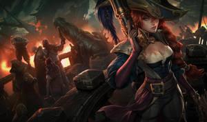 Captain Fortune by JasonChanArt