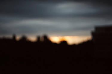 Blurry horizon by Shosan