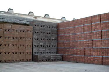 Brick Factory by Jazbagz