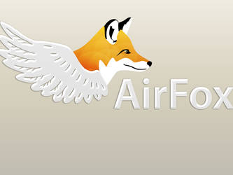 AirFox Logo by J0X