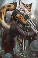 Maximum Armor by miles-df