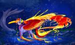 Rainbow dash by SASHlMlSAN