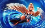 Angel Mercy by SASHlMlSAN