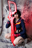 Ryuko by BlueCereal