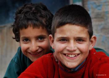 smiles all around by khurafati