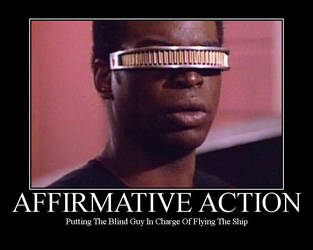 Affirmative Action by Skybrarian