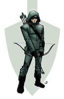 Arrow by EryckWebbGraphics