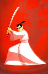 Samurai Jack FanArt by EryckWebbGraphics