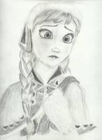 Frozen: Anna by sarartistt