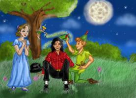 Lost In Neverland... by sarartistt