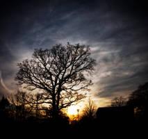 Sunset 1 by RedlineGT