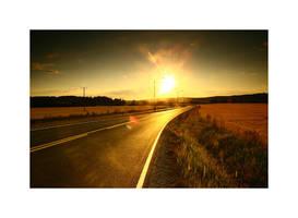 Towards the sun by smh-