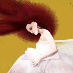 Yellow melancholy. by daunhaus