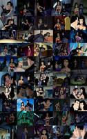 Batman and Wonder Woman Gallery by Derrick55