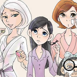 girls by shibu