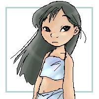 LS: a girl by shibu