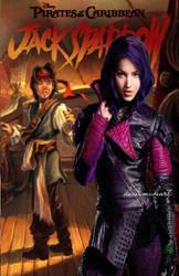 Descendants Canon: Mal's Desire For Jack by Kubini
